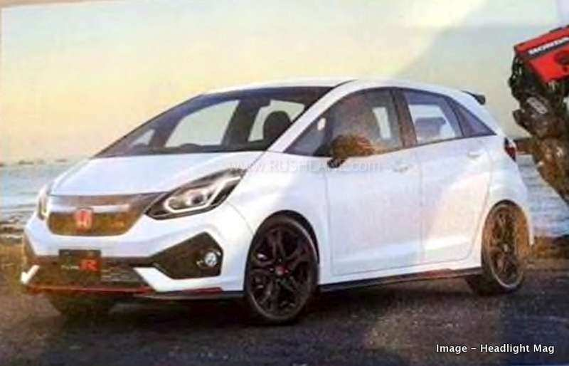 75 New 2020 Honda Fit News Performance And New Engine