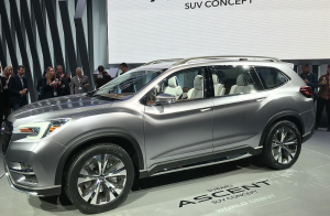 75 New Subaru Ascent 2020 Spesification