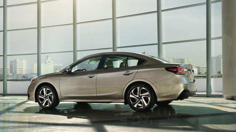 75 New Subaru Legacy 2020 Redesign Redesign And Review