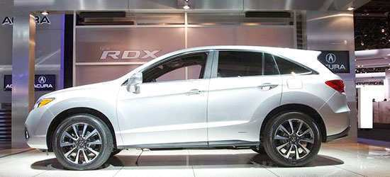 75 The 2019 Acura Rdx Release Date Overview
