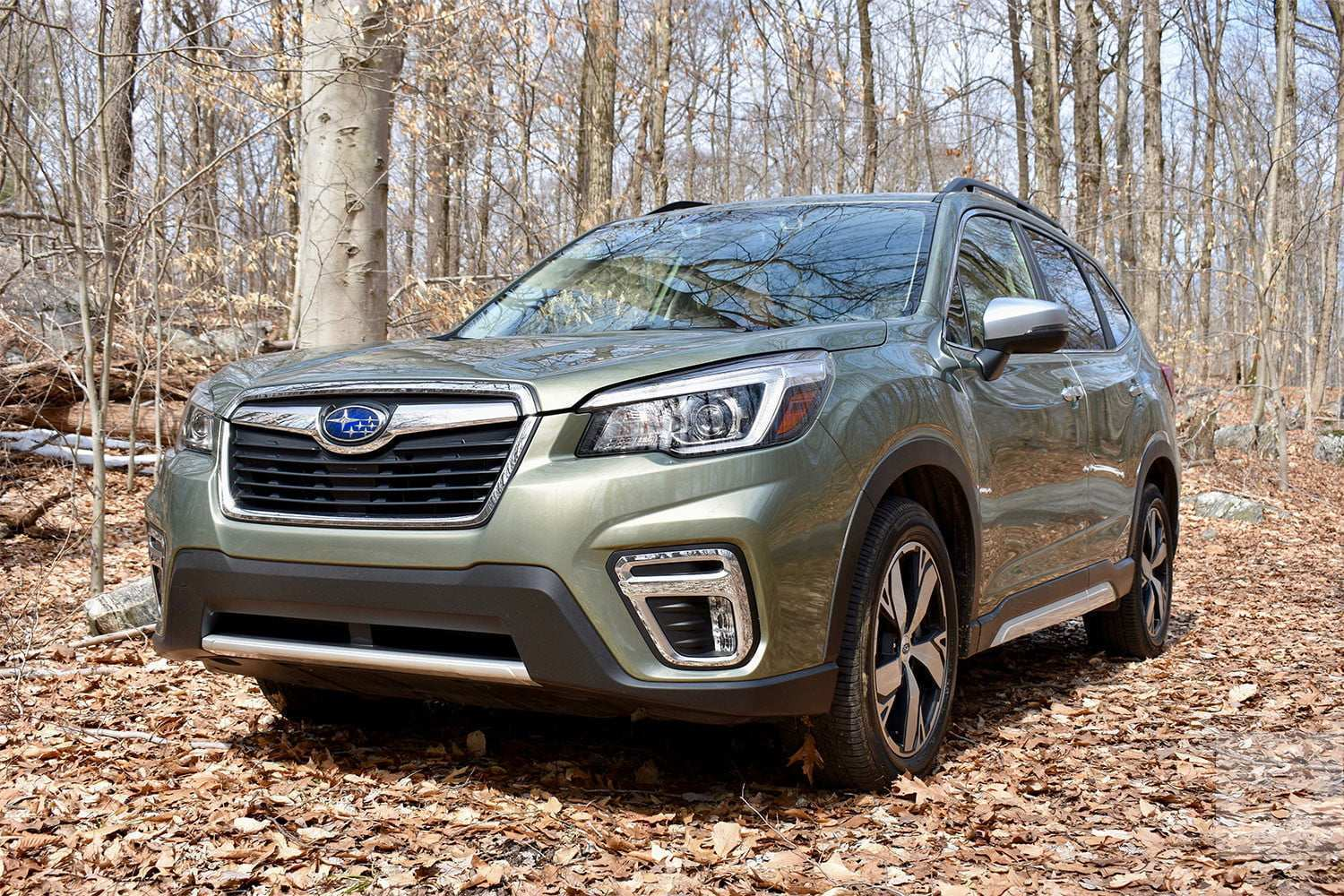 75 The 2019 Subaru Forester Design Speed Test