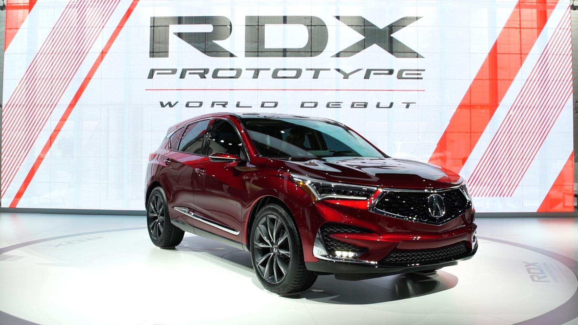 75 The Best 2019 Acura Rdx Rumors Specs And Review
