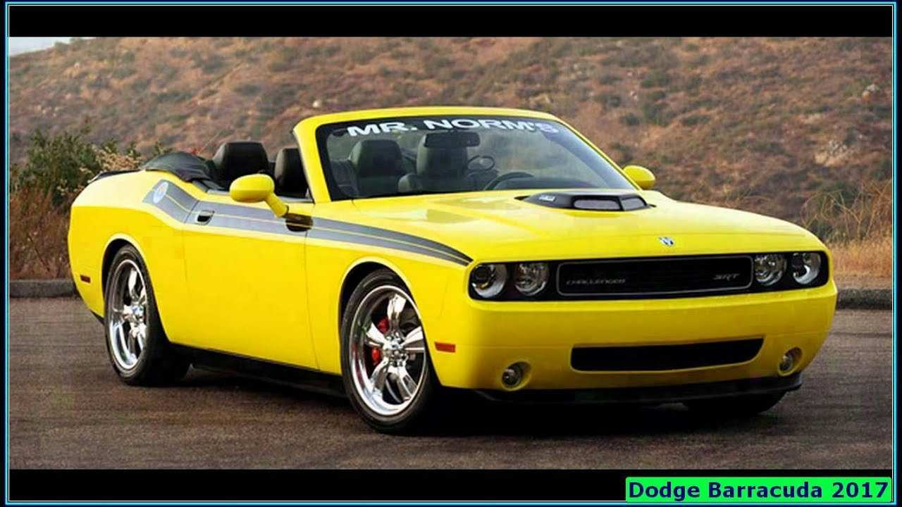 75 The Best 2019 Dodge Challenger Barracuda Price Design And Review