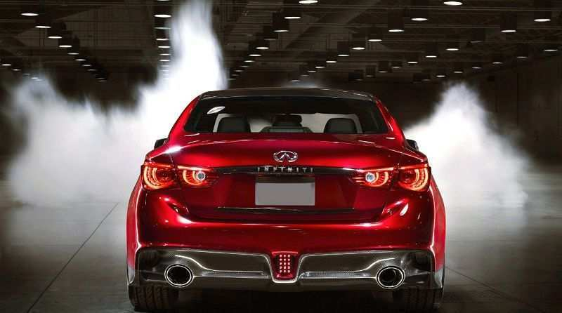 75 The Best 2019 Infiniti Q50 Redesign Concept And Review