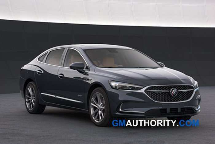 75 The Best 2020 Buick Lacrosse Refresh Rumors