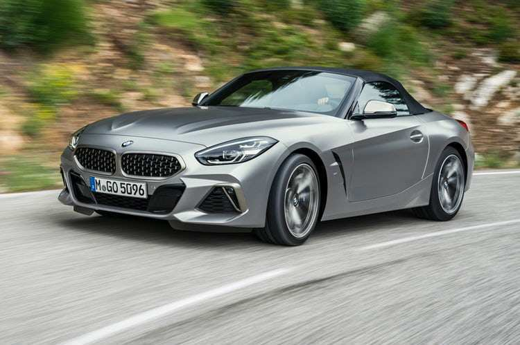 75 The Best Bmw Z4 2020 Specs Review