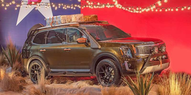 75 The Best Kia New Truck 2020 Redesign And Concept