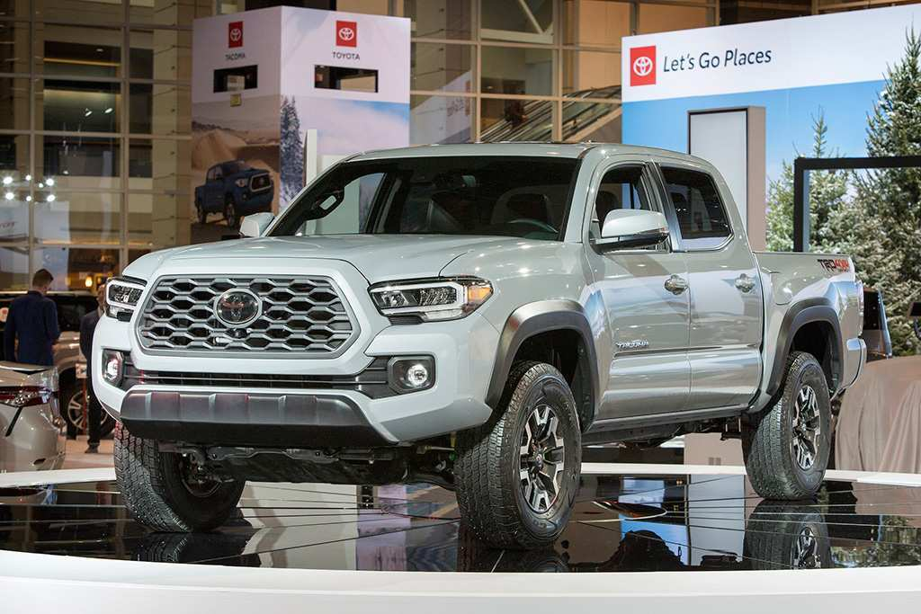 75 The Best Toyota Tacoma 2020 New Review