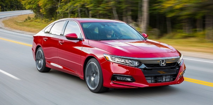 75 The Honda Accord 2020 Changes Concept