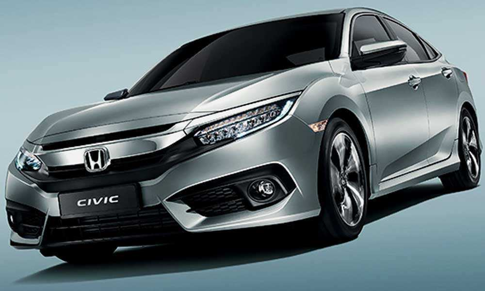 75 The Honda Civic 2020 Model In Pakistan Review