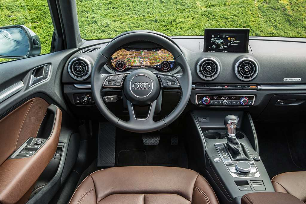 75 The New 2019 Audi A3 Interior