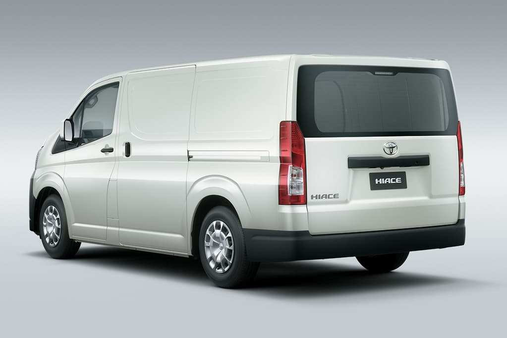 75 The Toyota Van 2020 Specs And Review