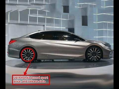 76 A 2019 Honda Accord Youtube Price Design And Review