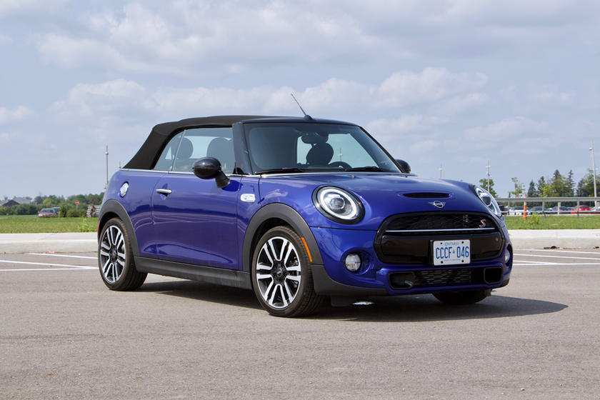 76 A 2019 Mini Convertible Review Concept And Review