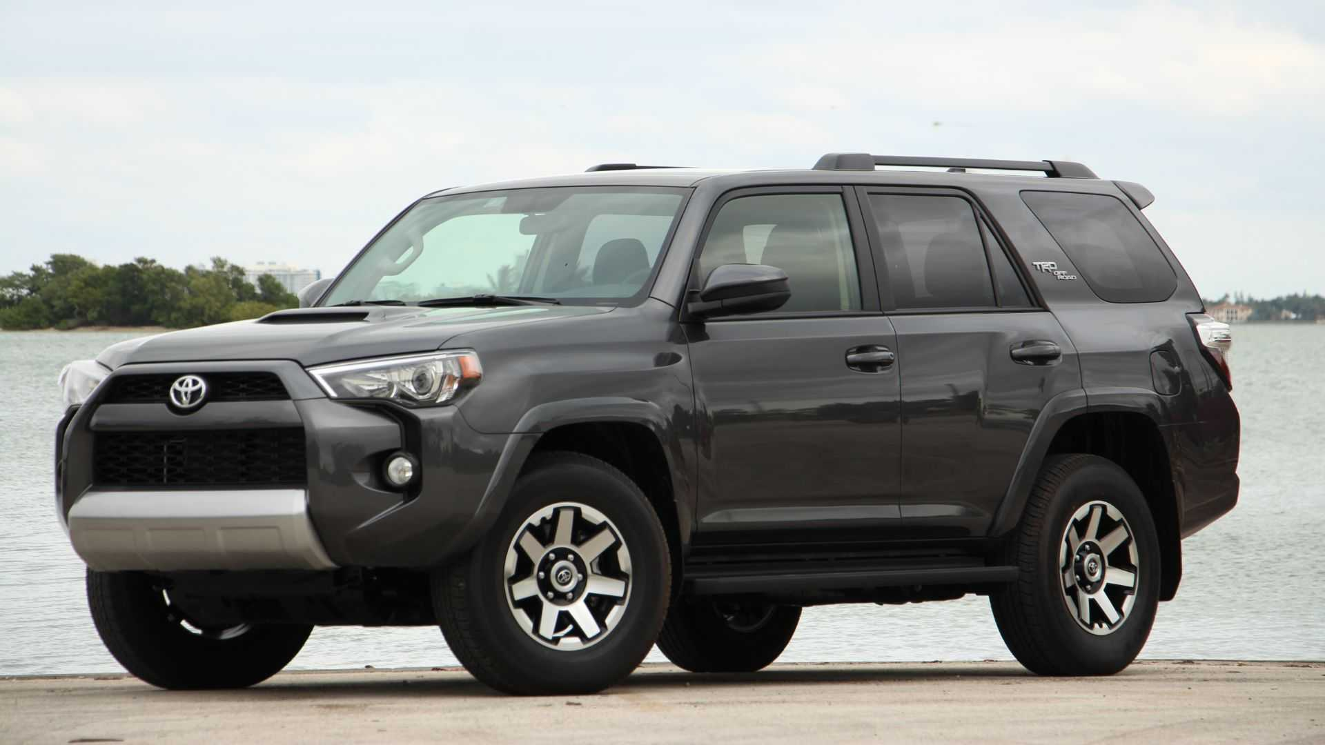 76 A 2019 Toyota 4Runner News Price And Review