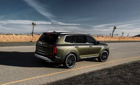 76 A 2020 Kia Telluride Youtube Speed Test