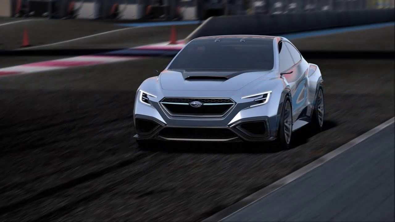 76 A 2020 Subaru Wrx Sti Review Model