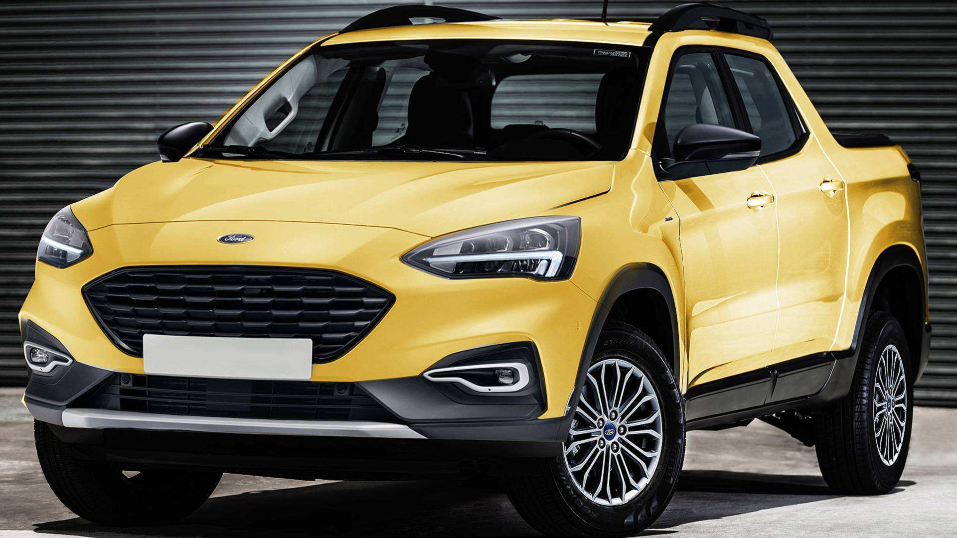 76 A Ford Courier 2020 Rumors