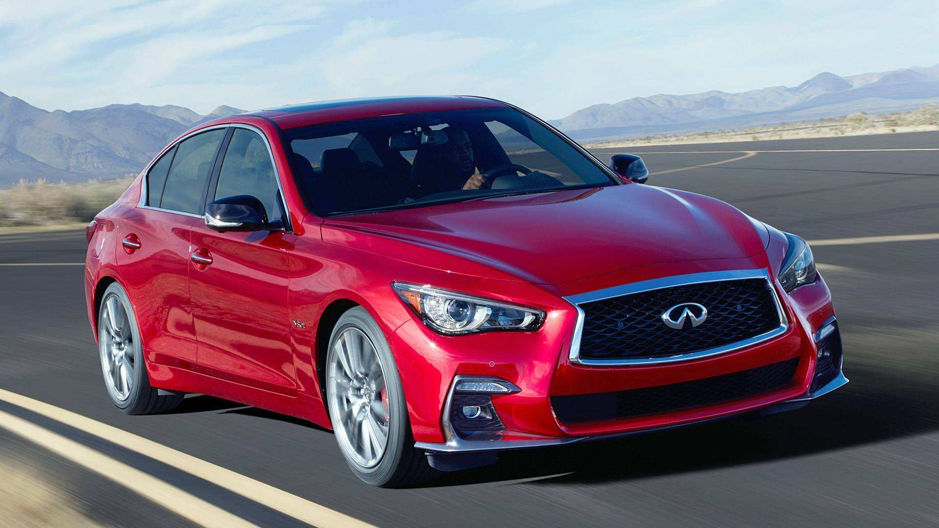 76 A New Infiniti Q50 2020 Performance
