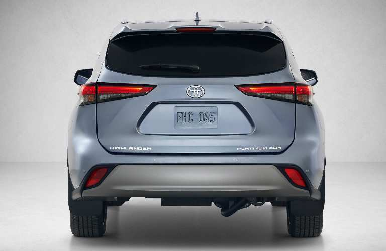 76 A Toyota Highlander 2020 Release Date Spy Shoot