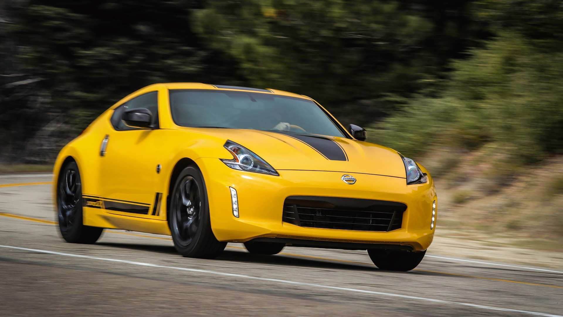 76 All New 2019 Nissan 370Z Heritage Edition Overview