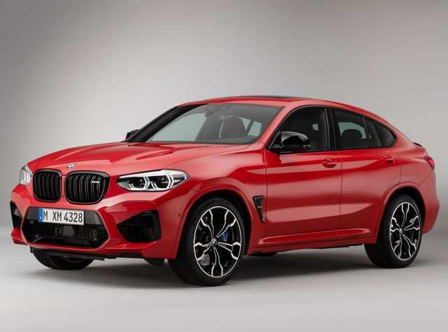76 All New 2020 Bmw X4M New Model And Performance