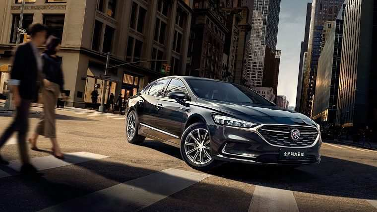 76 All New Buick Lacrosse 2020 First Drive