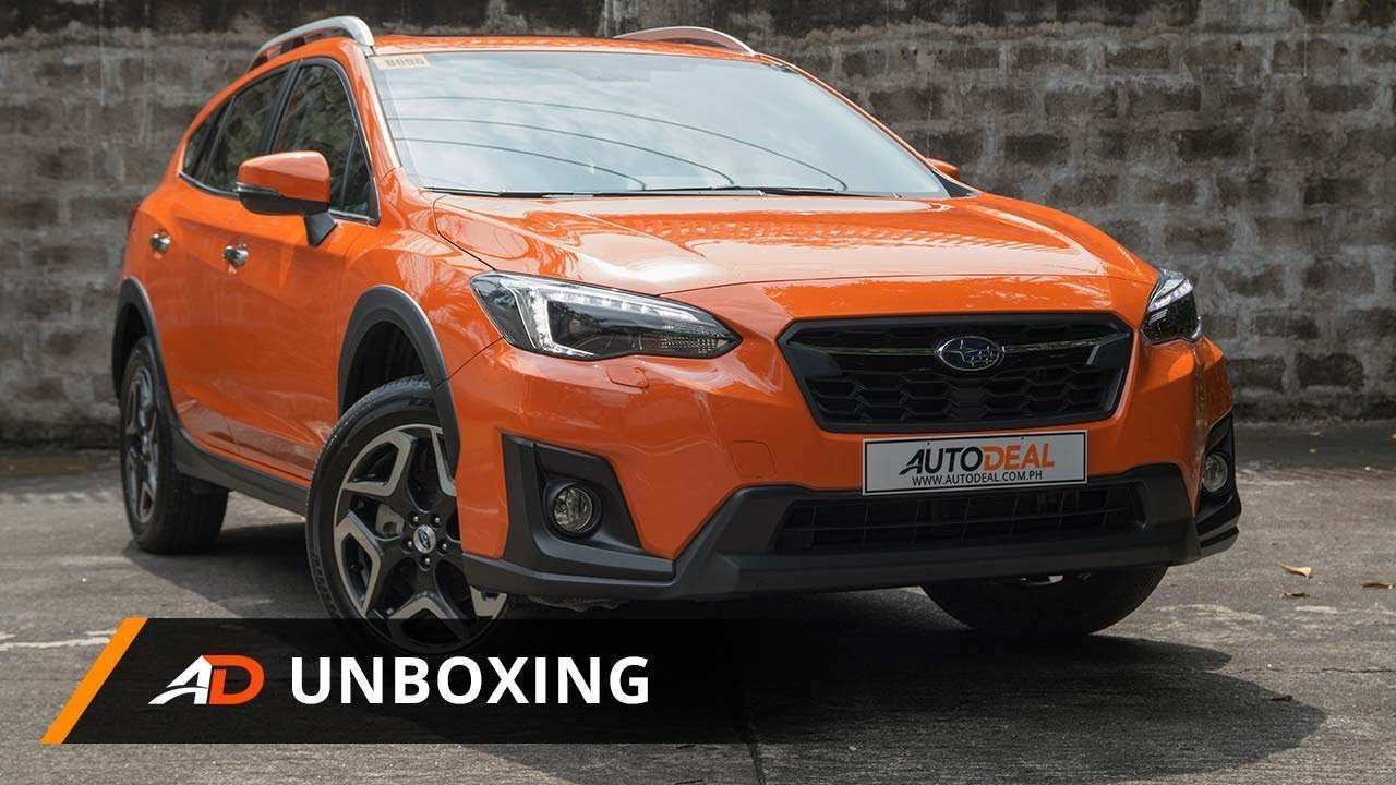 76 All New Subaru Xv 2020 Egypt First Drive