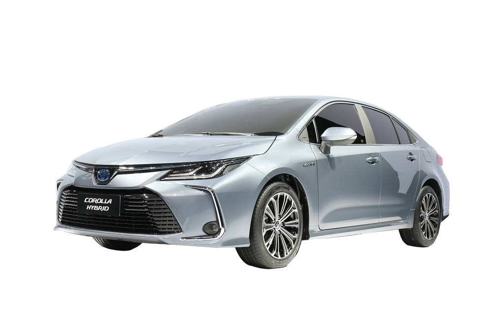 76 All New Toyota Corolla 2020 Japan Engine