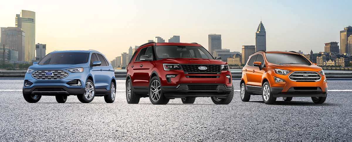 76 Best 2019 Ford Vehicle Lineup Spesification