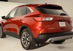 2020 Ford Crossover