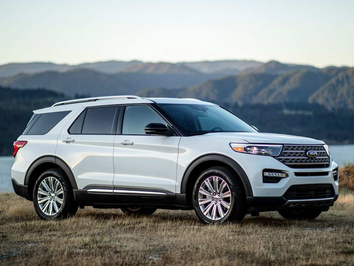 76 Best 2020 Ford Explorer Availability Redesign