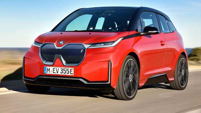 76 Best Bmw I3 New Model 2020 New Review