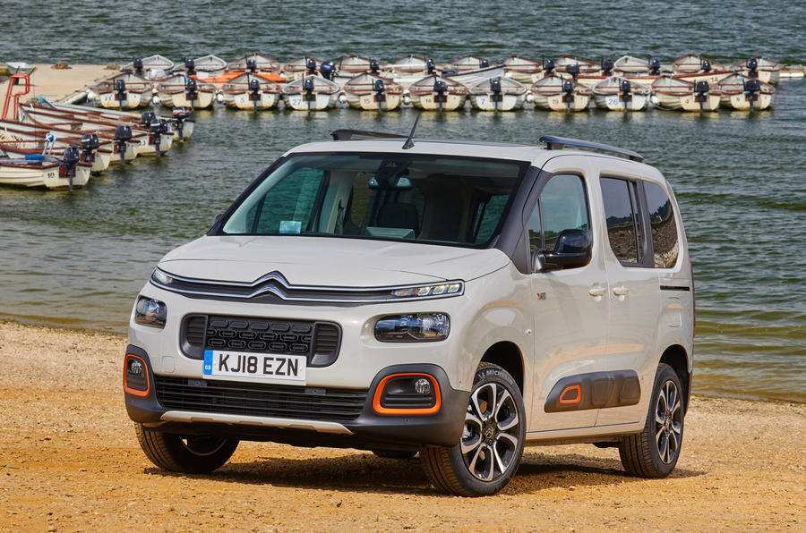 76 New 2019 Citroen Berlingo New Review