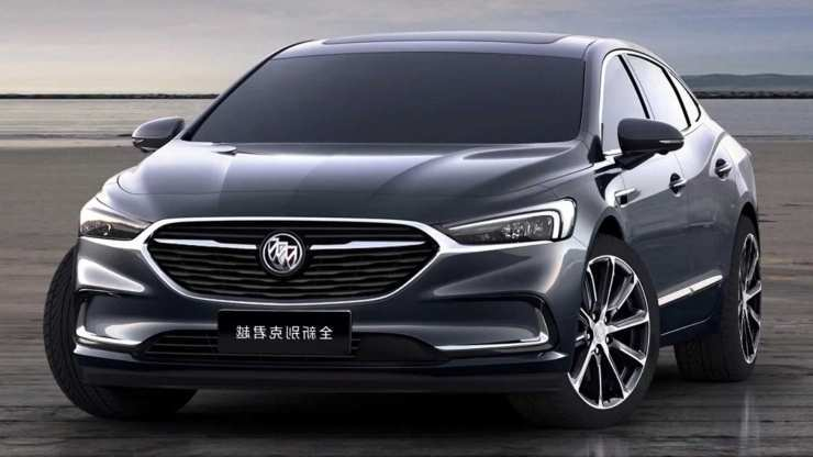 76 New 2020 Buick Lacrosse China Price Design And Review