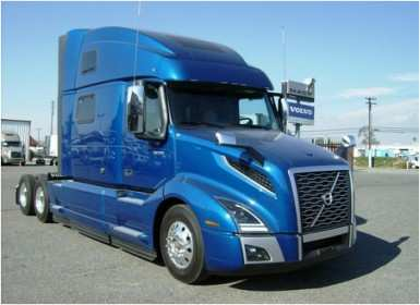 76 New 2020 Volvo Vnl 860 Globetrotter Xl Performance and New Engine