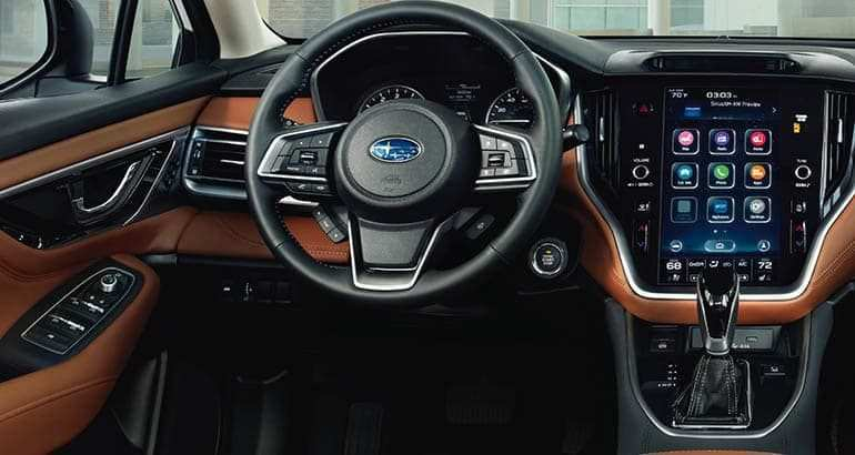 76 New Subaru Legacy 2020 Interior Release Date And Concept