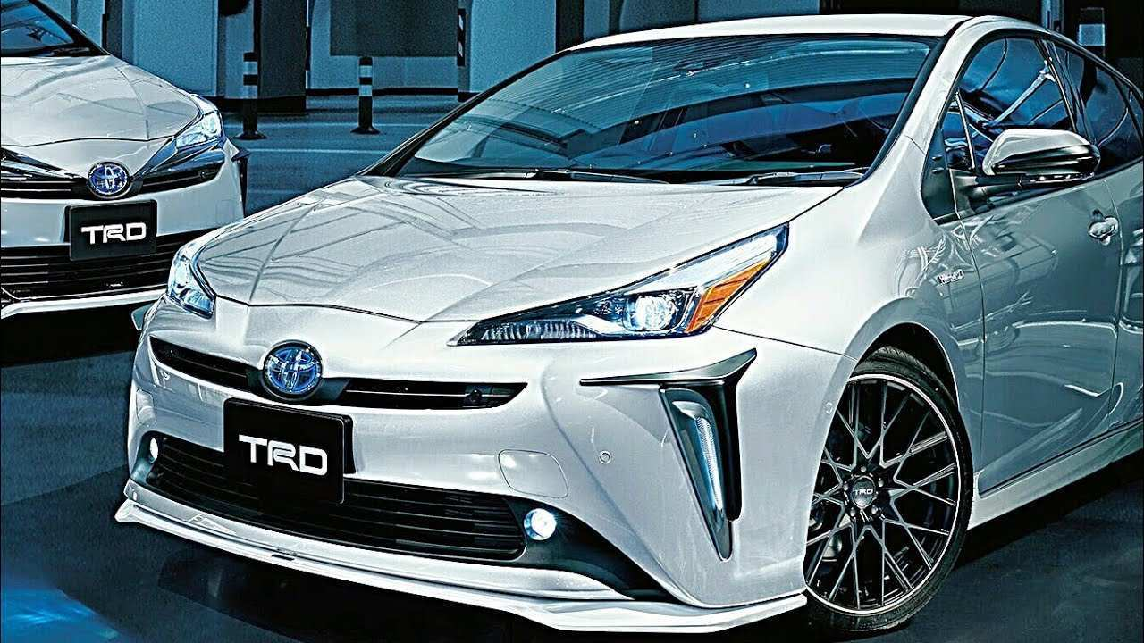 76 New Toyota Prius V 2020 Release