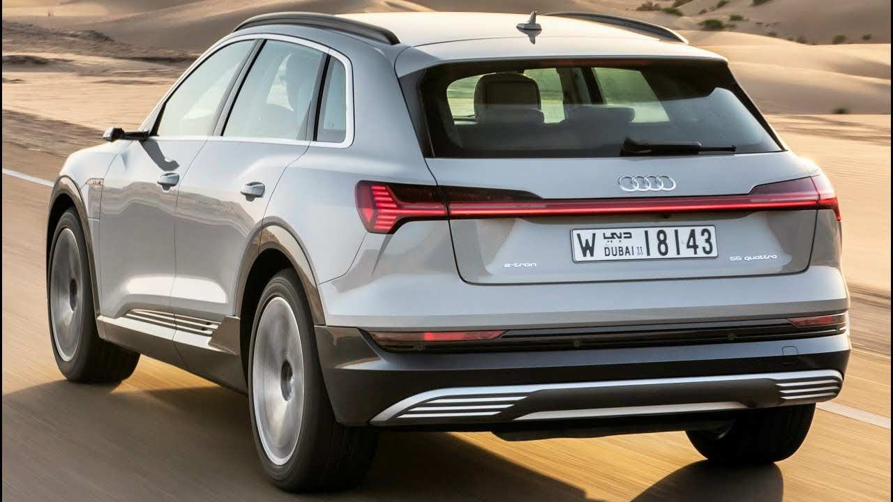 76 The 2019 Audi E Tron Quattro Cost Price And Release Date