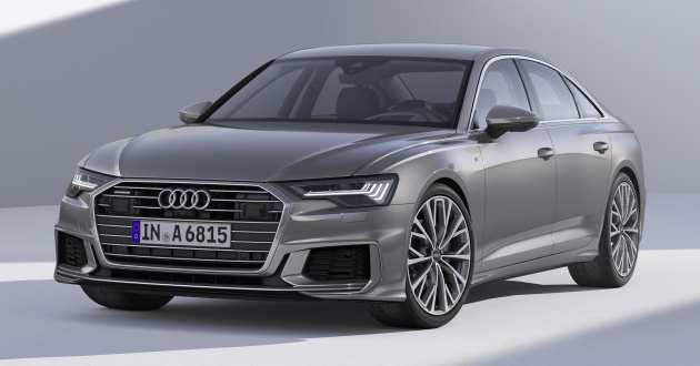 76 The 2019 Audi Hybrid New Concept