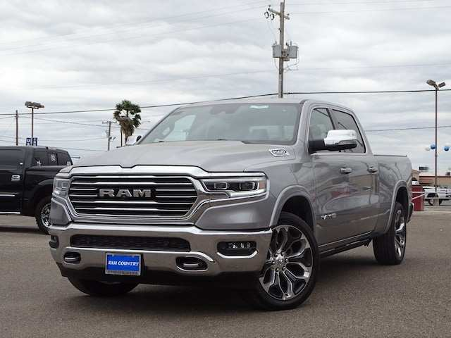 76 The 2019 Dodge 1500 Laramie Longhorn Performance
