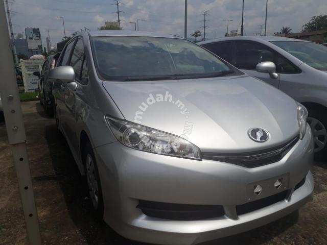 76 The 2019 Toyota Wish Ratings