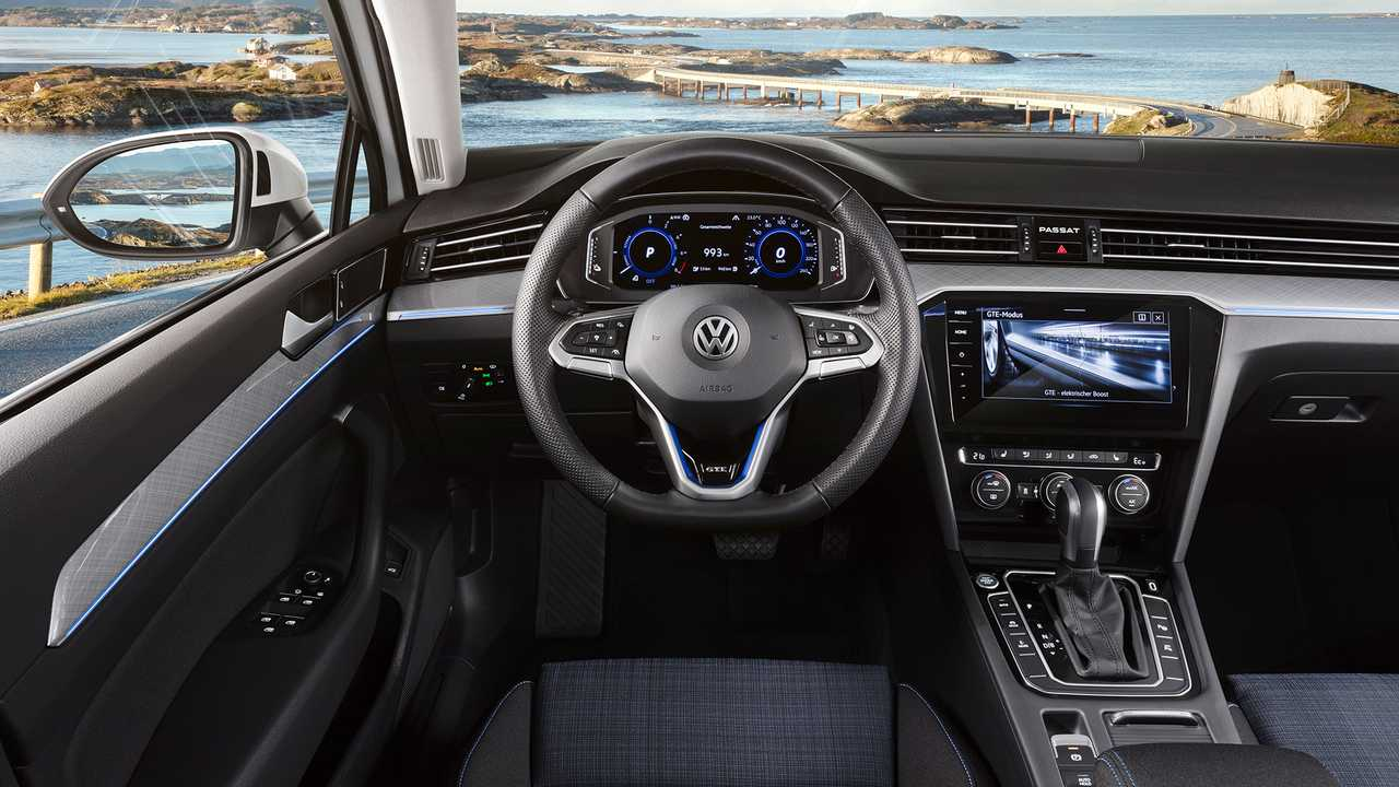 76 The 2019 Volkswagen Passat Interior Style