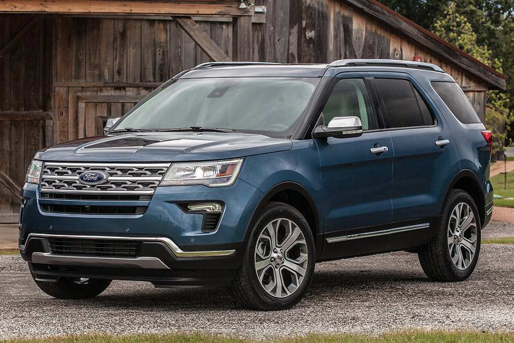 76 The Best 2019 Ford Utility First Drive