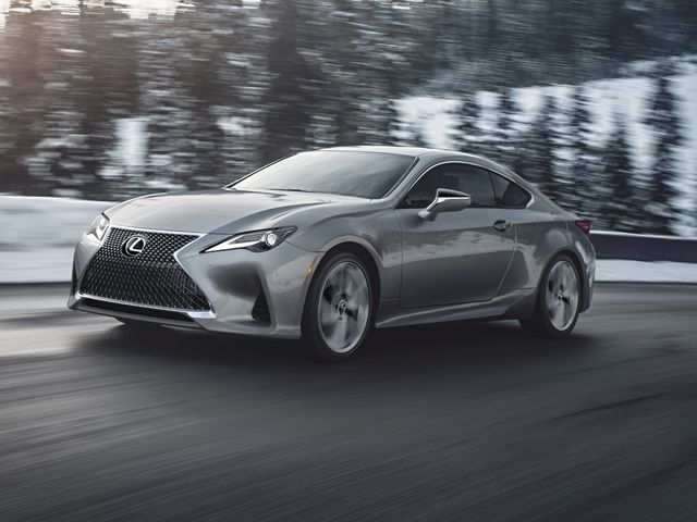 76 The Best 2019 Lexus Rc Release Date And Concept