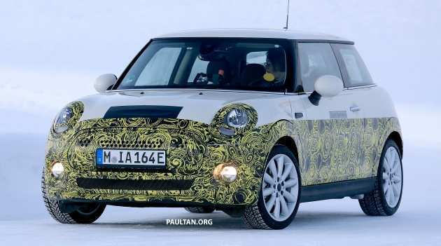76 The Best 2019 Mini Cooper Spy Shots Performance And New Engine