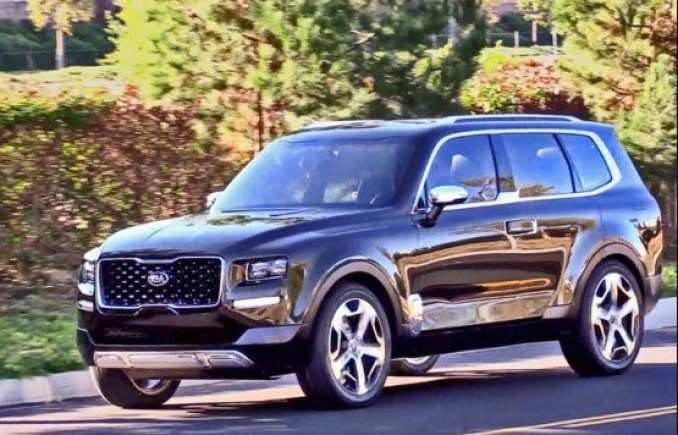 76 The Best 2020 Kia Telluride Release Date Overview
