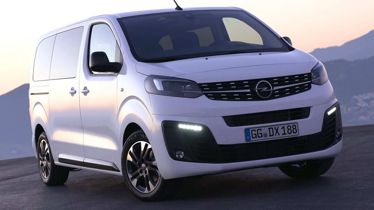 76 The Best Nuovo Opel Vivaro 2020 Review And Release Date