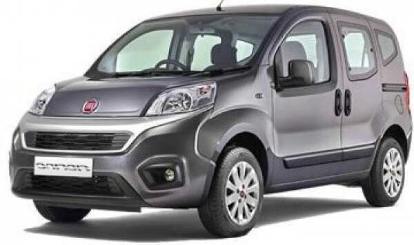 76 The Fiat Fiorino 2019 Redesign And Review