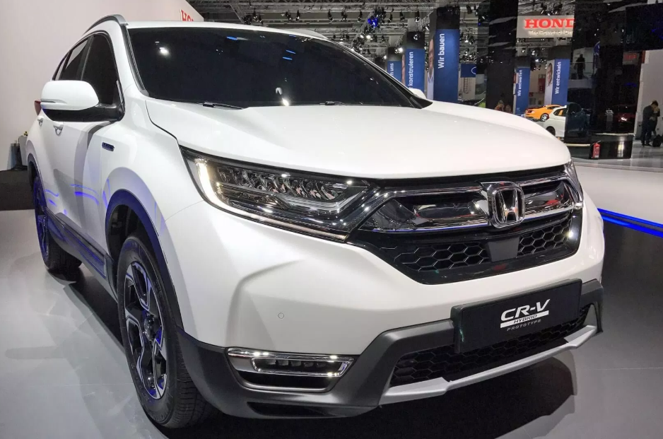 76 The Honda Crv 2020 Redesign Redesign And Concept